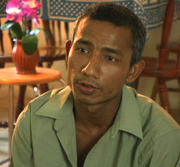 Man from Burma at home - videos