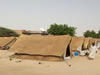 Eastern Chad Refugee Transit Camp